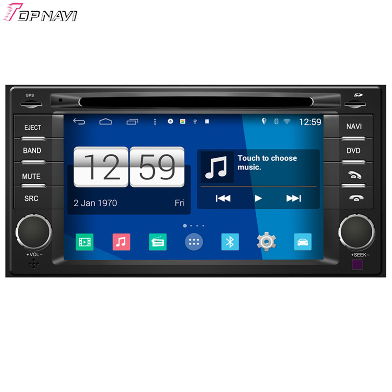 """Free Shipping 6.2"""" Quad Core S160 Android 4.4 Car DVD Multimedia GPS For Forester With Stereo Radio Mirror Link 16Gb Flash"""