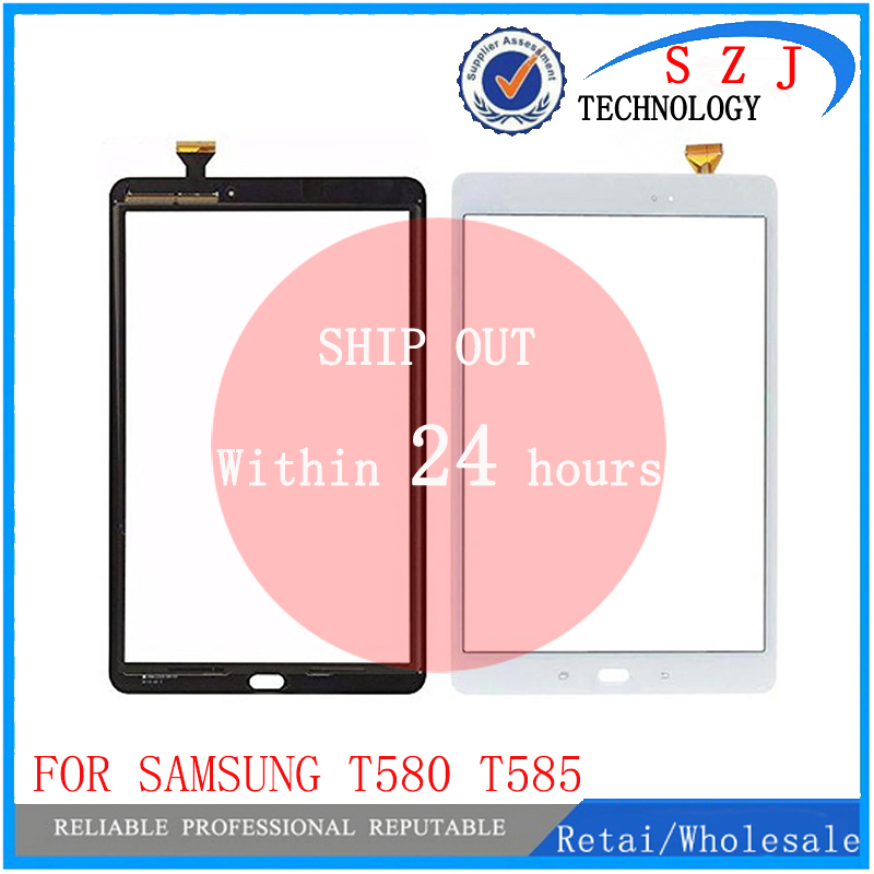 все цены на New 10.1 For Samsung Galaxy Tab A 10.1 T580 T585 SM-T580 SM-T585 Touch Screen Digitizer Sensor Glass Panel Tablet Replacement