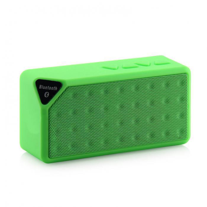 Wireless Bluetooth Speaker Outdoor Sound Box TF USB FM Radio Subwoofer Loudspeaker Altavoz Bluetooth