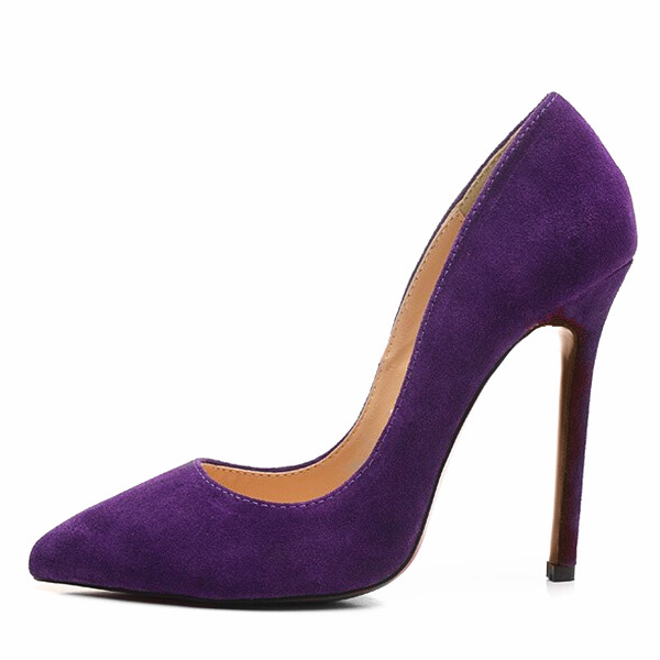 Popular Purple Stilettos-Buy Cheap Purple Stilettos lots from ...