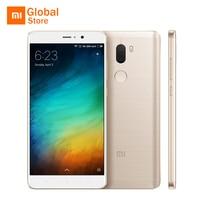 Original Xiaomi Mi5s plus Mi 5S Plus 4GB RAM 64GB ROM Mobile Phone Snapdragon 821 Quad Core 5.7