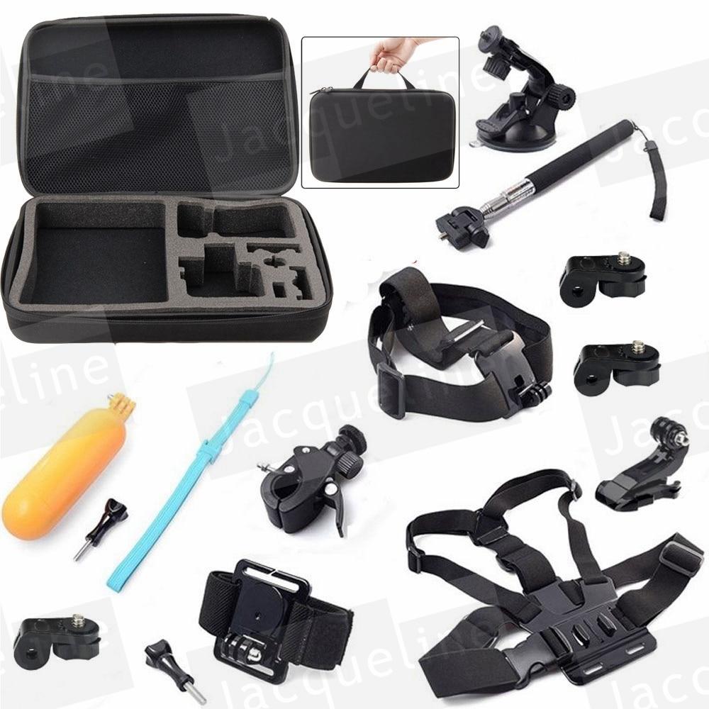 JACQUELINE for Floating Monopod Pole Accessories For Sony Action Cam HDR AS20 AS15 AS100V AS200V AS50 AS30V AZ1 Mini sony hdr as50 экшн камера