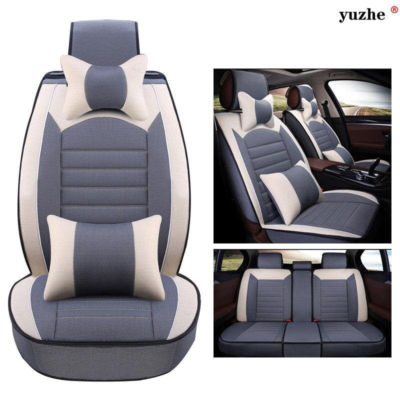 Yuzhe Linge couverture de siège de voiture Pour Kia soul cerato sportage optima RIO sorento K2K3K4K5 sorento Ceed voiture accessoires style coussin