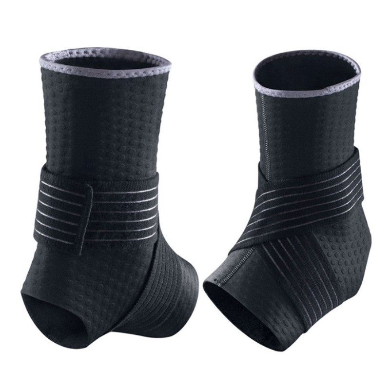 High Elastic Bandage Compression Protector Nkle Support Elasticity Ankle Protector Brace Support  Brace Guard Free Shipping evercryo inflatable air pump adjustable ankle brace medical ankle cold compression wrap