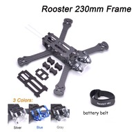 NEW Rooster 230 5 FPV Racing Drone Quadcopter Frame 5 Inch FPV Freestyle Frame For Rooster 230mm QAV R