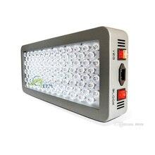 DHL Расширенный серии Platinum P300 300 Вт 12 диапазона растет свет AC 85-285 В двойные светодиоды -Двойной Вег цветок полный спектр светодиодной лампы li