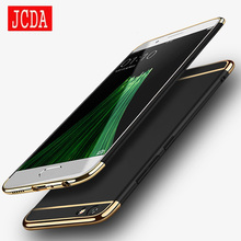 For oppo R9 R9s plus + phone case bag Shell 3in1 luxury plastic hard Top Hard PC Protective Shockproof cover F1 plus R9S+ JCDA