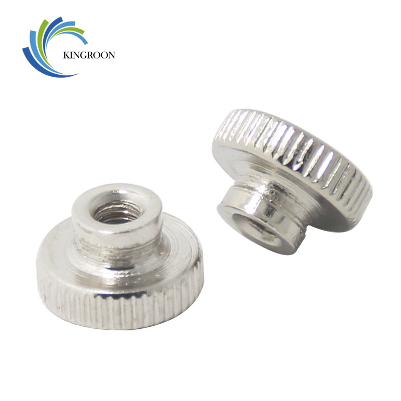 KINGROON 5pcs/lot M3 Screw Nuts Part For Heated...