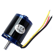 1pc 2836 Swiss Motor Brushless Outrunner Strong power supply 750KV High Torque Power Speed