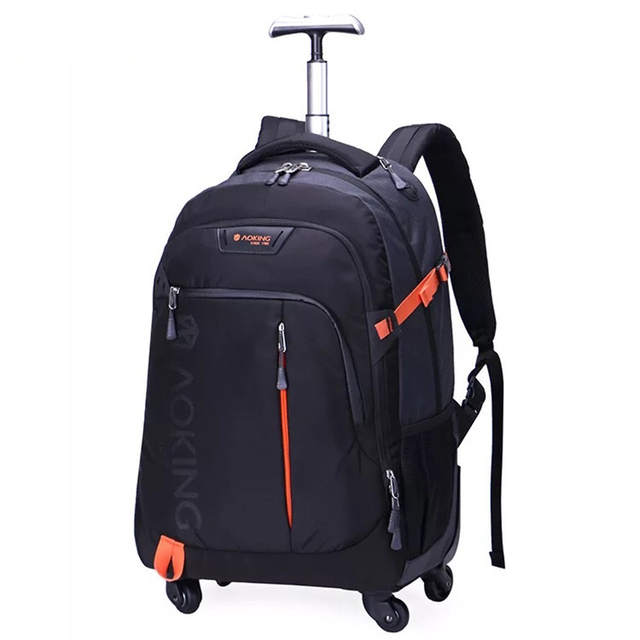 Fashion Trolley Luggage Bag Casual Travel Computer On Wheels Large Capacity Ultra Light Universal Wheel Rolling Suitcase
