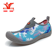 2017XIANG GUAN Running Shoes for Man Breathable Spring and Summer Outdoor sports Camouflage Upstream shoes Size 39–44 ID 33117