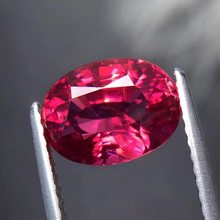 CGL Certificate Tanzania Mahenge Origin 2.56ct Natural Pink Spinel Gemstones Loose Stones Loose Gems(China)