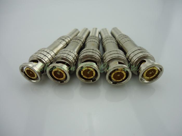 Gakaki 10pcs/lot cctv accessories BNC Male Connector adapter twist-on Coaxial RG59 Cable to BNC Male Connector светильник потолочный sonex mortia 142