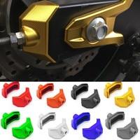 for Kawasaki Z 800 Hot Selling Motorcycle Accessories CNC Motorcycle Rear Fork Chain Adjuster Code 8 Colors for Kawasaki Z800