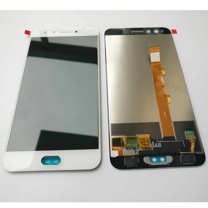 Image 2 - High Quality NEW 5.5 inch LCD For OPPO F3 LCD Display Touch Screen Digitizer Assembly Replacement Repair Parts White-in Mobile Phone LCD Screens from Cellphones & Telecommunications