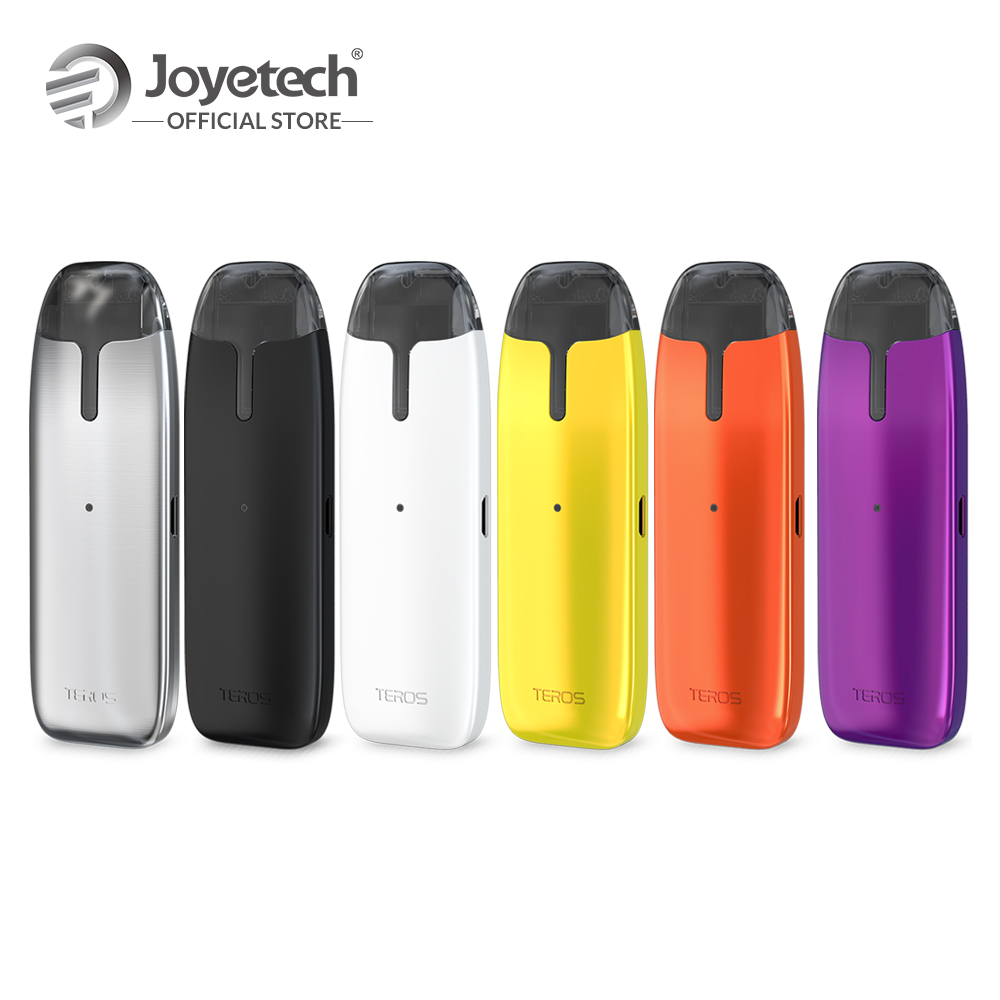 Origina Joyetech TEROS Kit With 480mAh Built-in Battery Pod System Kit 2ml Tank TC/PC Type All-in-One Electronic Cigarette