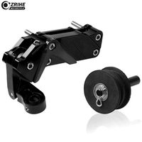 For Honda CB 599 919 400 CB600 HORNET CBR 600 F2 F3 F4 F4i 900RR VTX1300 CNC Aluminum motorcycle Chain Tensioner Chain adjuster