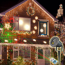 Outdoor RG Waterproof Latest Laser Light Outdoor Christmas Lights Projector Garden Grass Landscape Decorative Lights