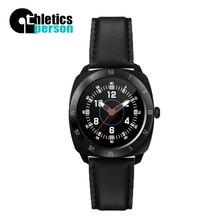 Beste Uhr! D88 Smart Uhr Herz rate Wasserdichte SmartWatch Tragbare Geräte Tracker Für Samsung iphone Android PK GT08 DZ09