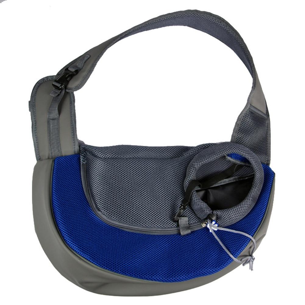 TFTP Pet Dog Cat Puppy Carry Travel Tote Shoulder Bag Purse Sling