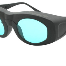 Лазерные защитные очки для 680-1100nm O.D 7+ CE high VLT 75% 755nm 808 810nm 980nm 1064nm 1070nm лазеры
