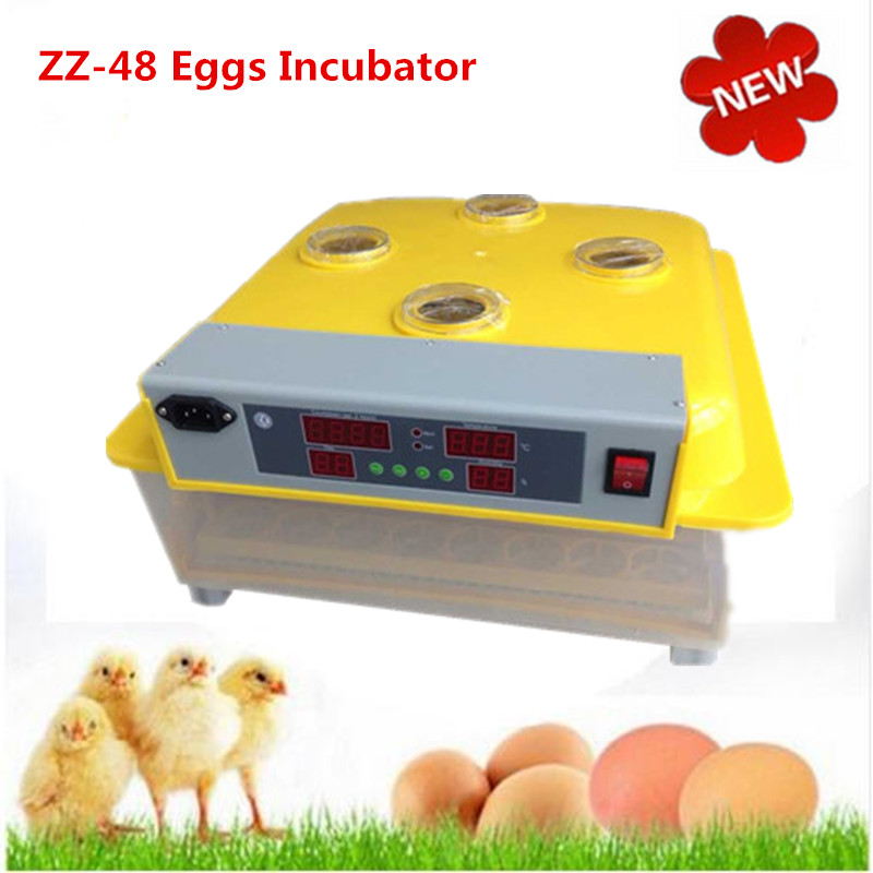 New 220-240V auto hatchers small home use eggs incubator automatic eggs turning poultry hatching machine home hatchery eggs incubator automatic brooder poultry machines hatching eggs