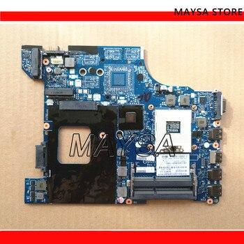 04Y1168 Motherboard For Lenovo thinkpad Edge E430 Laptop Main board QILE1 LA-8131P HD4000 graphics 14'' DDR3