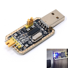 5Pcs CH340G RS232 Update USB To TTL Converter Module UART Serial Port UFS HWK STC Dowanloader