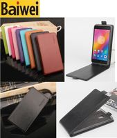 High Quality Fashion 9 Colors Flip Leather Cover Case For Vodafone Smart Ultra 6 VF995N Vertical