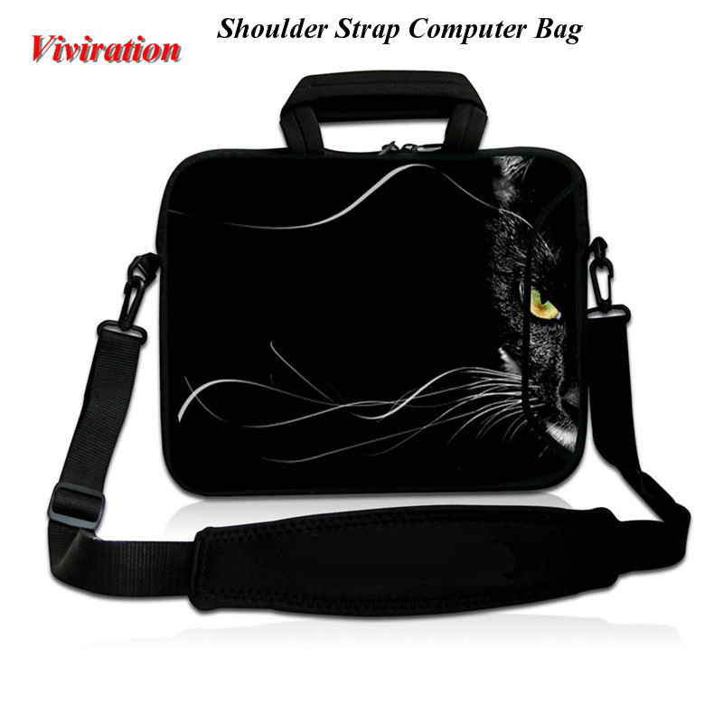 17 Inch Computer Bag Fashion Messenger Laptop Bag 17.3 16.8 17.4 Inch Mens Handbag Shoulder Strap Bag Viviration Zipper Case