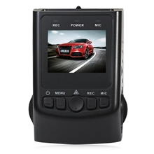 A118C - B40C 1.5 inch Car DVR Camera 1080P Full HD 170 Degree Wide Angle Lens TFT Screen Safe Capacitor Car DVR Dash Recorder