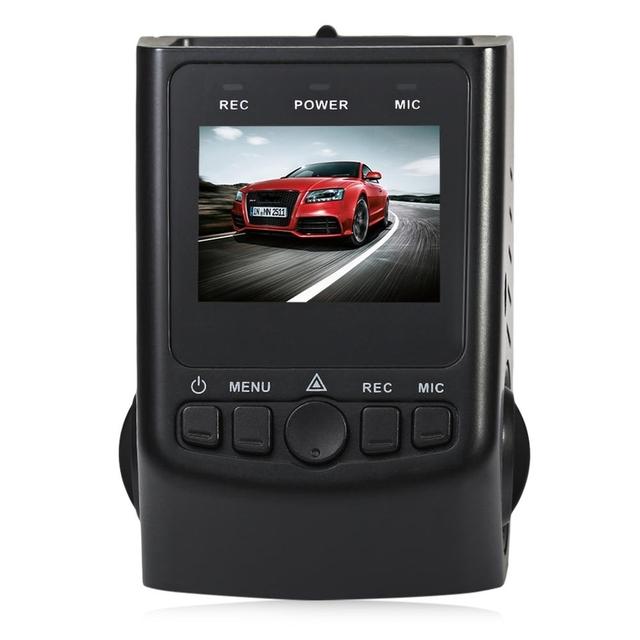 A118C-B40C 1.5 polegada Câmera Do Carro DVR 1080 P Full HD 170 grau Lente Grande Angular TFT Tela Capacitor Segura Traço DVR Carro Gravador