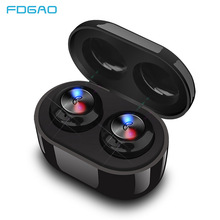 Bluetooth Earphone TWS Bluetooth 5.0 Stereo Wireless Earphones Earbuds Sport Waterproof Gaming Headset With Charging Box Mic a7 tws mini bluetooth earbuds sport stereo waterproof rechargeable box earphones wireless earbuds with mic headset for iphone