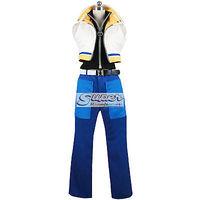 DJ DESIGN Kingdom Hearts II 2 Riku Uniform COS Clothing Cosplay Costume