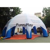 Şişme olay için şişme hava çadır promosyon fuar çadırları, infltable spor sergi çadır, şişme çadır örümcek