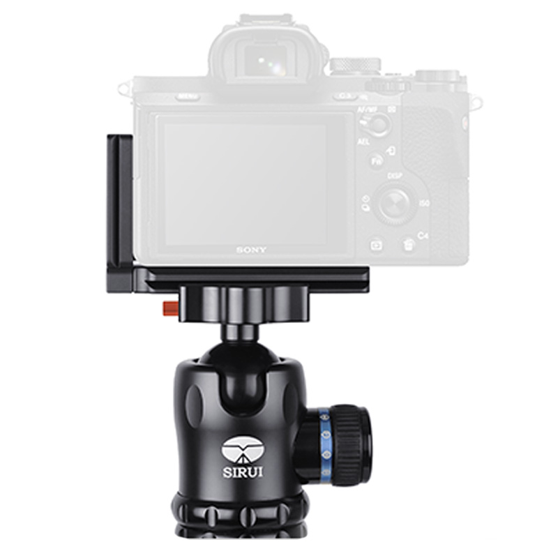 Sirui  Camera Quick Release Clamp Professional For Sony A7II QR Plate Aluminum ARCA Standard Safe Easy Quick to Mount TY-A7IIL professional gemological for distinguishing real dimaond selector ii