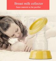 Food Grade Silicone Breast Milk Collector Avoid Breast Milk Leakage Anti waste Storage Cups BPA Free Milk Breast Storage