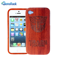 Top Sale High Quality 100 Genuine Wood Case For IPhone 4 4S Case Vintage Luxury Hard