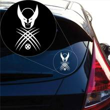 Wolverine X Men Decal Sticker für Autofenster, Laptop und mehr