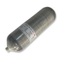 9L 4500psi 300bar Pneumatic Respiration Breathing Gas Cylinder High Pressure SCUBA Diving Tank PCP Air Gun