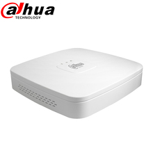 Original Dahua NVR4104-P NVR4108-P 4 Ch 8 Canales de Smart Mini 1U 4 Puertos PoE HDMI Network Video Recorder 1 VGA/HDMI 1 HD NVR