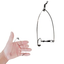 Automatic Fishing Hook At Top Speed God Stainless Steel For All The Waters Of Fish Hooks