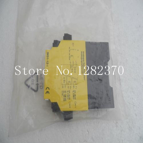 [SA] New original authentic special sales TURCK safety relays IM31-12-I spot [sa] new original authentic special sales keyence power supply ms e07 spot