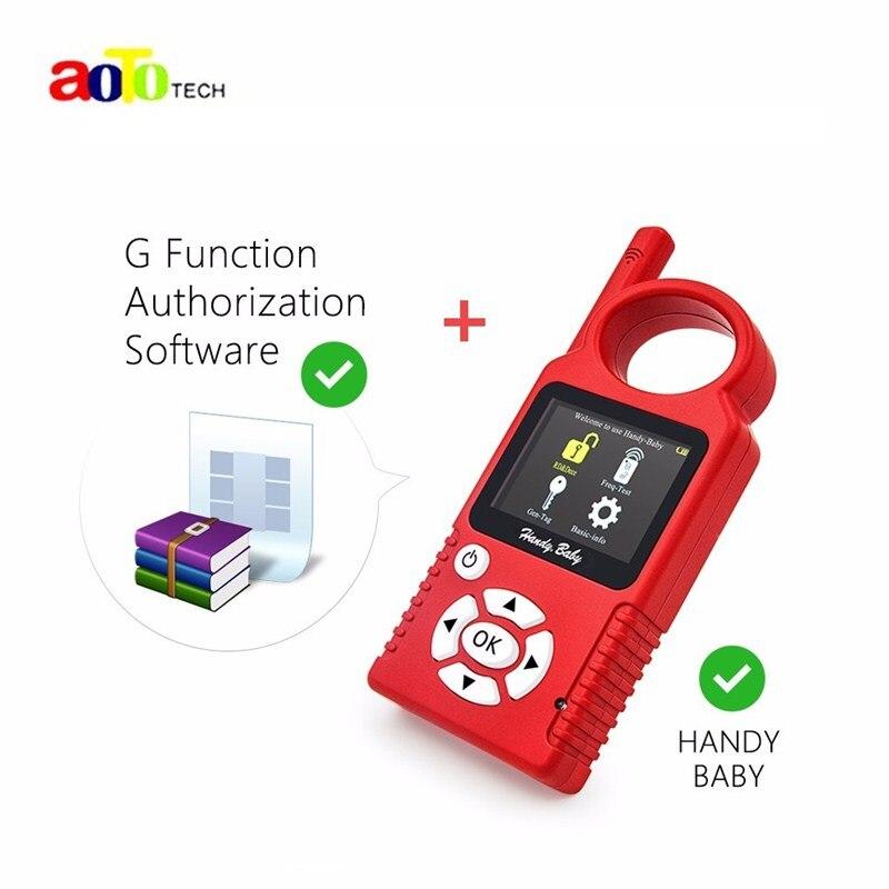 Удобный для CBAY ручной ключи от машины копия Auto Key Программист с оперативными G Functionfor 4D/46/ 48 фишек ключевых инструментов программирования