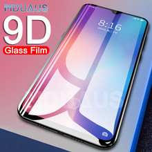 9D Protective Glass on the For Xiaomi Mi 9 8 SE Mi 6 6X A1 A2 Lite 5X Note 3 Full cover Sc