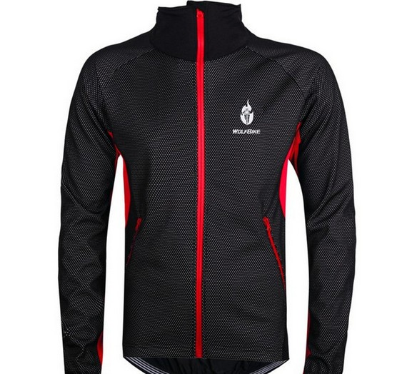 Aliexpress.com : Buy WOLFBIKE Men Fleece Thermal Winter Wind ...