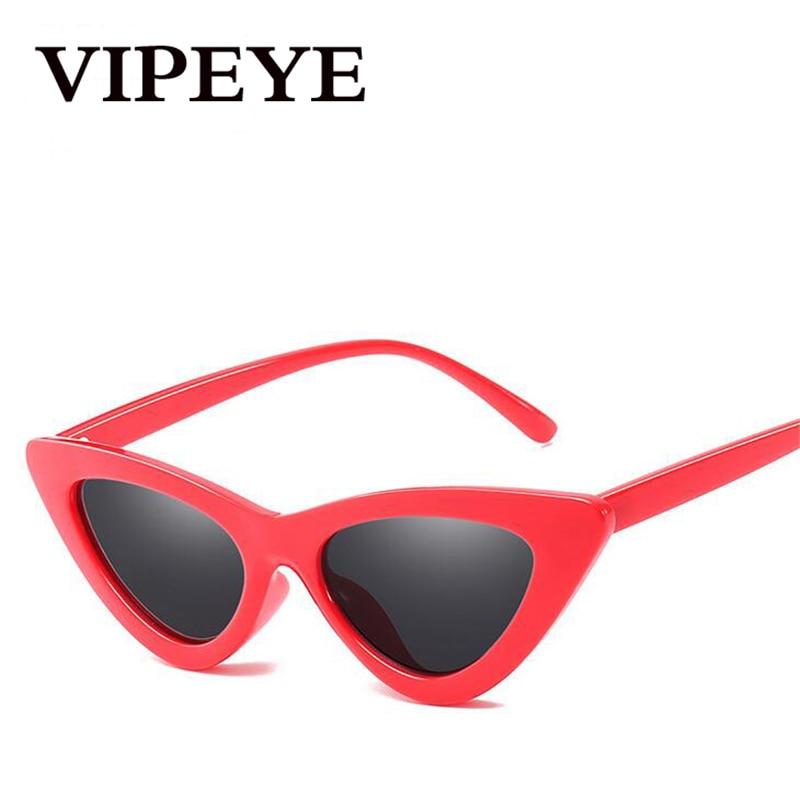 Fashion Style Vipeye New Trend High-definition Retro Sunglasses Women Men Fashion Personality Anti-uv Women Men Sun Glasses Supplement The Vital Energy And Nourish Yin Women's Sunglasses