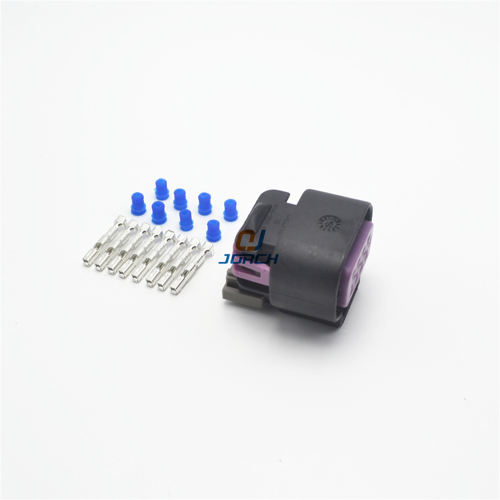 small resolution of 5 sets 8 pin 1 5 series delphi auto plastic housing plug connector electric wiring harness cable connectors 15326835 in connectors from lights lighting on