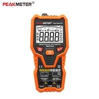 PM8248S DC/AC Smart Full AutoRange Professional Digital Multimeter Voltmeter NCV Frequency Temperature Capacitance Tester