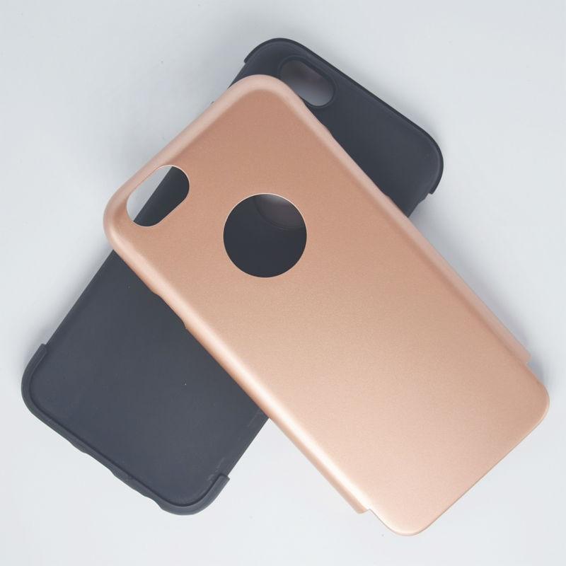 Fundas de teléfono celular de armadura híbrida resistente de doble - Accesorios y repuestos para celulares - foto 3